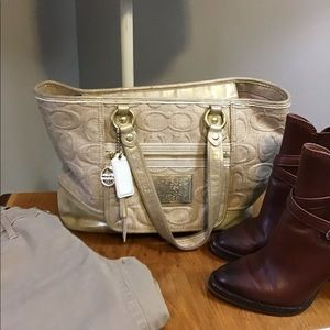 Coach Poppy Handbag